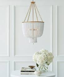 Beaded Chandelier Diy Chandelier Beaded Metal Editonline Us