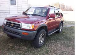 97 toyota 4runner parts wts beautiful 1997 toyota 4runner sr5 4x4 auto reduced price