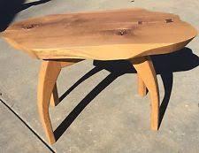 handmade wood coffee table handmade furniture ebay