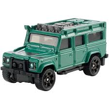matchbox land rover defender 110 white matchbox land rover styles may vary walmart com