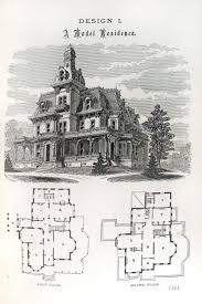 100 vintage house blueprints vintage house plans 211
