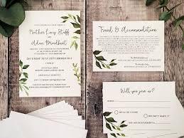 wedding invitation set emmy designs wedding invitation sets