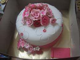 Home Made Cake Decorations 28 Easy Fondant Cake Ideas Gallery For Gt Simple Fondant