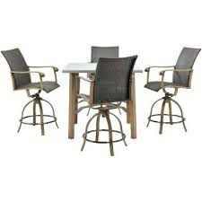 High Patio Dining Sets Patio High Dining Table High Patio Dining Furniture