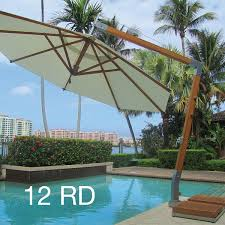 12 Patio Umbrella by Market Umbrella Patio Umbrella