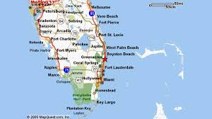 Florida Map Fort Myers by Glenn U0027s Blog 25 Years Later The Hurricane Andrew Turn That