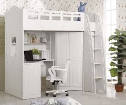 Bunk Bed With Desk Amusing Bunk Bed With Study Desk 44 About Remodel Room Decorating