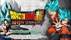 download game psp format cso dragon ball super shin budokai mod ppsspp cso free download