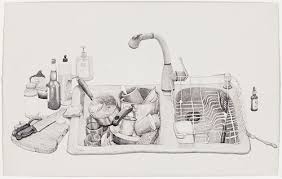 Joan Linder  BOOOOOOOM  CREATE  INSPIRE  COMMUNITY  ART - Kitchen sink music