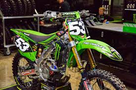 monster motocross jersey monster energy pro circuit kawasaki team returns to new jersey