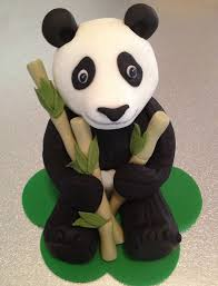 panda cake template 152 best panda cakes images on black and cakes