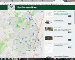 Scc Map Pleasant Hill Interactive Map Tracks Major Developments