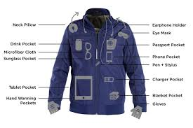 travel jacket images The baubax travel jacket review her packing list jpg