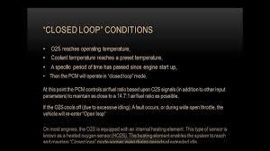 lexus rx300 p1354 understanding open loop closed loop basics youtube