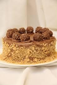 ferrero rocher cake leave room for dessert