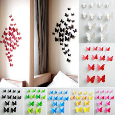 Kids Room Wall Decor Stickers by Compare Prices On Wall Decor Butterflies Online Shopping Buy Low