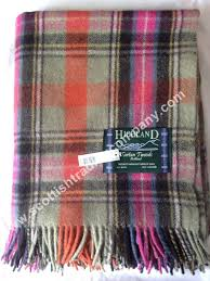 tartan blankets the scottish trading company