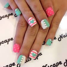 25 the cutest summer nail designs for beginners