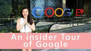 google singapore office an insider tour tiravan youtube