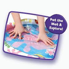 teletubbies inflatable aqua mat bladez toyz