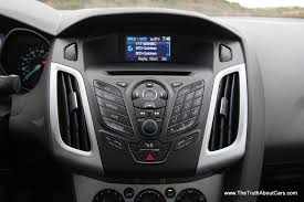 video review 2012 ford focus se sedan the truth about cars