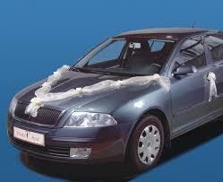 hochzeitsdekoration auto auto deko set hochzeit weiss hochzeitsdeko autodeko hochzeit
