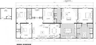 home floor plan ideas 4 bedroom modular homes floor plans mobile home regarding idea