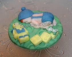 monsters inc baby shower cake monsters inc baby shower cake topper from naomissweetart on etsy