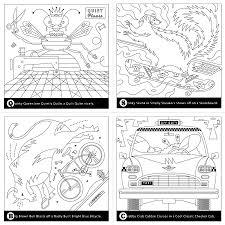 robert pizzo u0027s amazing animal alphabet coloring book