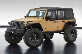 jeep beadlock wheels jeep to deliver a six pack of off road concepts for easter