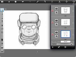 drawing on ipad