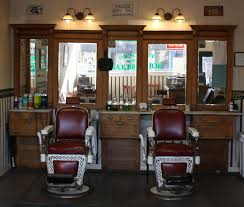 Antique Barber Chairs For Sale Barber Shop From The Barber U0027s Chair