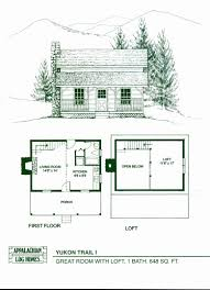 log floor plans house plans for cabins and small houses lovely log home floor