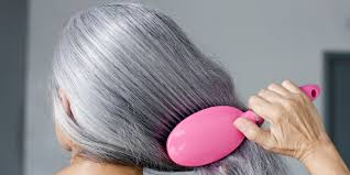 Hair Color To Cover Gray 6 Easy Ways To Cover Your Grays Huffpost