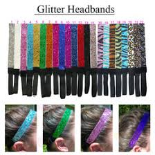 glitter headbands sports glitter headbands wholesale online sports glitter