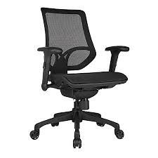 office chair amazon black friday workpro 1000 series mid back mesh task chair black by office depot