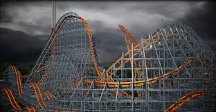 El Toro Roller Coaster Six Flags Top 5 Roller Coasters Search Results Park Thoughts