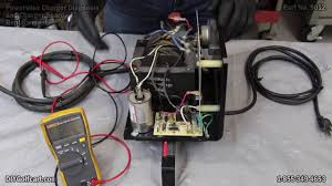 powerwise charger board and diagnostic how to repair or replace