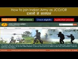 indian army selection process for jco or in hindi youtube