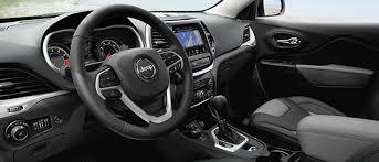 jeep blue interior 2015 jeep cherokee shawnee oklahoma city tulsa automax dcjr