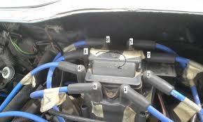 1984 corvette firing order running but look at this firing order third generation f