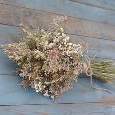 vintage bouquet vintage wedding bouquet the artisan dried flower company