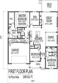 2 Story House Plans With Basement And 3 Car Garage Archives New