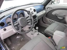 Interior Pt Cruiser Pastel Slate Gray Interior 2007 Chrysler Pt Cruiser Touring