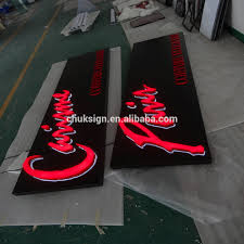 Outdoor Lighted Signs For Business by Used Outdoor Lighted Signs Outdoor Lighting Outdoor Advertising