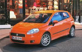 Grande Punto Interior Fiat Grande Punto 2006 Car Review Honest John