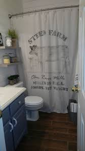 best 25 farmhouse shower curtain ideas on pinterest bathroom my version of the cozy old