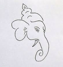 this is kavya from guntur i have drawn many ganesh drawings