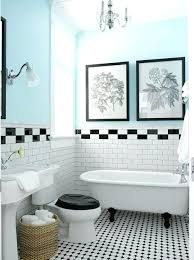 Modern Vintage Bathroom Bathroom Retro Bathroom Renovation Intended For Best Vintage