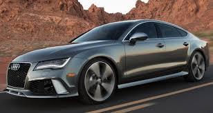 cars com audi 2016 audi rs 7 10 best autos